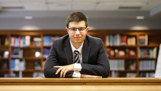 North Central High School senior Stefan Stoykov, who earned a perfect score on the SAT, has been accepted to all eight Ivy League schools and 10 other colleges to which he applied. When he came to the U.S. from Bulgaria 10 years ago, he didn't understand a word of English.