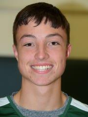 Northeastern High School boys basketballJordan Stolle