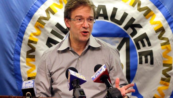 County Executive Chris Abele.