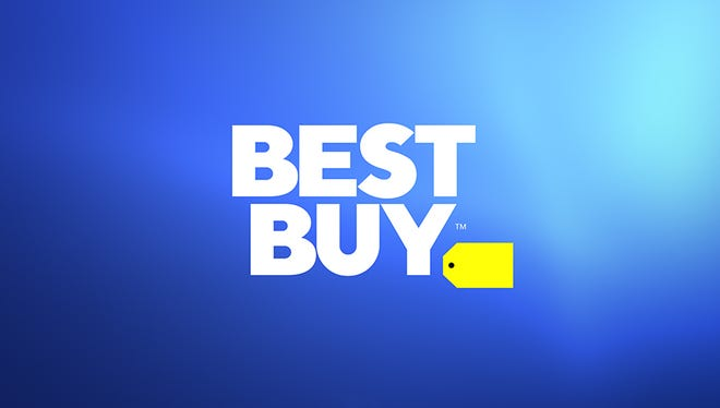 Best Buy's refreshed logo.