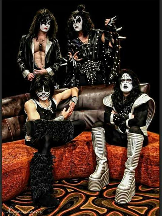 KISS tribute band Rock & Roll Over