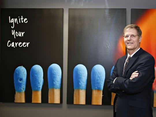 Govig & Associates CEO Todd Govig has placed inspirational