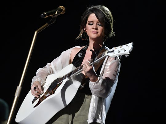 Maren Morris: Female Vocalist of the Year nominee