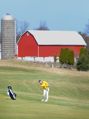 "Washington County Golf Course in Hartford is ranked 33rd among Golfweek magazine's ""Top 50 Municipal Courses."""