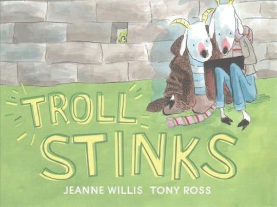 Troll stinks