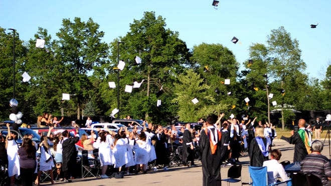 West Ottawa High School held their 2020 graduation ceremony on Thursday, June 25, 2020. The ceremony looked different than what most people are used to, but administrators knew it was important to take the time to recognize the class of 2020.