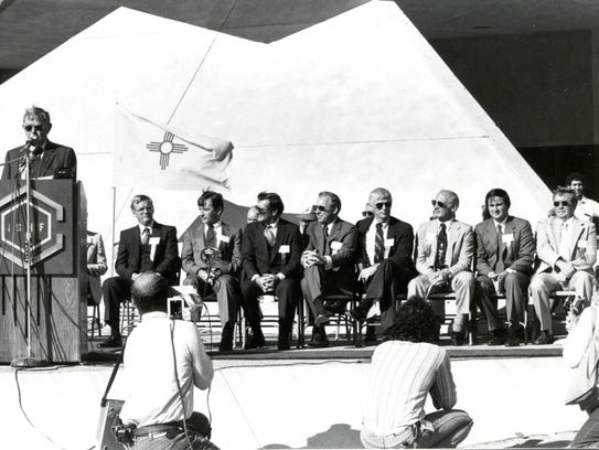 The International Space Hall of Fame hosts the 1982
