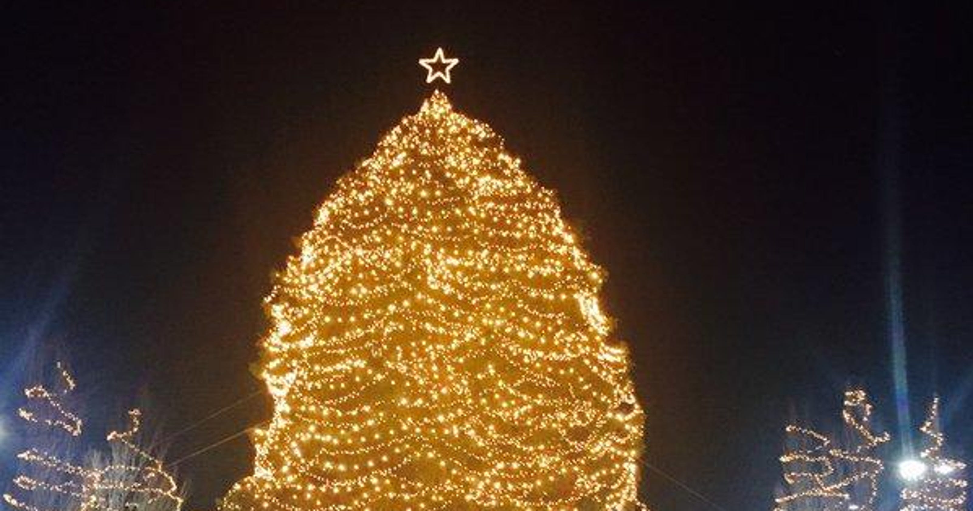 td bank announces 2017 cherry hill tree lighting at marlton pike site - Christmas Tree Shop Deptford Nj