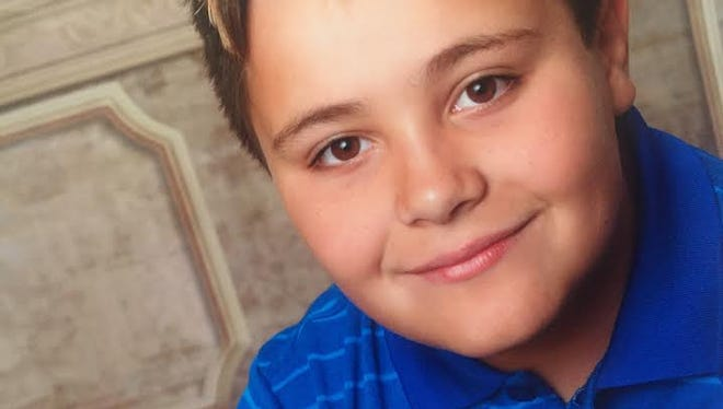 Cody Flom, 12, died while hiking on the Sidewinder Trail in north Phoenix on a summer day in 2016 when there was an extreme-heat warning in effect.