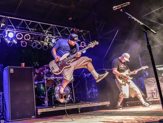 Slightly Stoopid headlines a show Saturday at the Champlain
