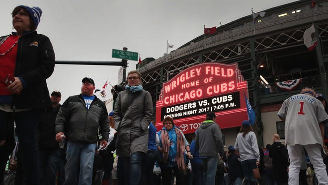 The Cubs will honor loyal fans with compelling backstories by using them as ring bearers at Wednesday night's game.