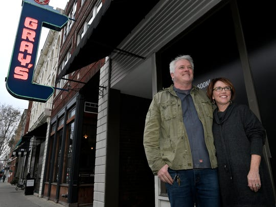 Michael and Joni Cole are adapting their two eateries to survive during COVID-19.