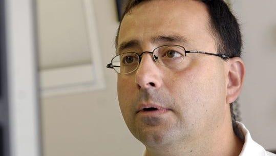Dr. Larry G. Nassar