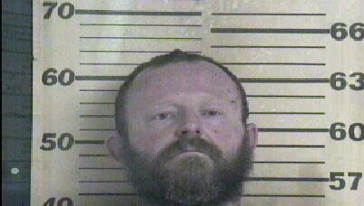 Robert Dean Mullins, 42, is charged with four counts of animal cruelty.