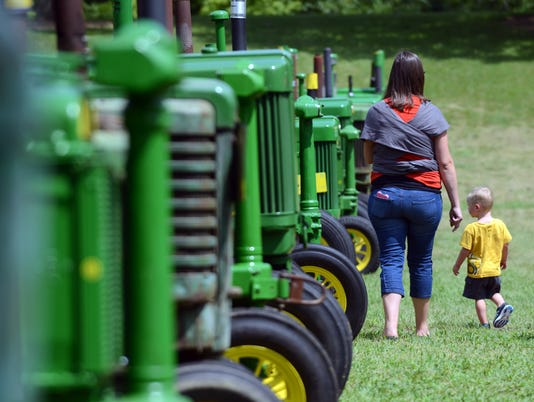 Tractor Show