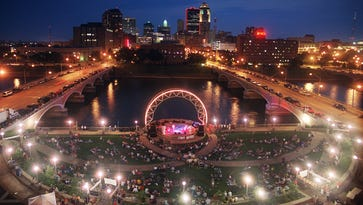 Nitefall on the River announces first 7 concerts of summer season
