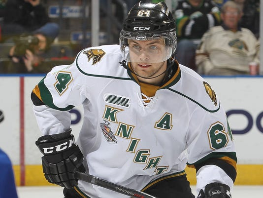 London Knights v Edmonton Oil Kings - Game Three