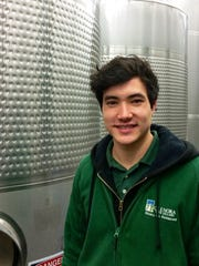 Sean Gilchrist has joined Glenora Wine Cellars as assistant