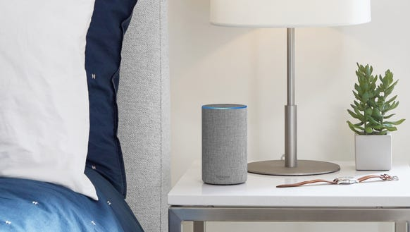 The all-new Echo is a fantastic addition to any home.