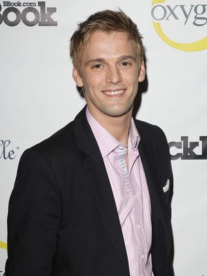 Aaron Carter will perform Wednesday at the Little Black Dress Party benefiting CASA at Katz 21.