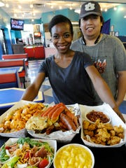 Paul and Jessica Do's Seafood Bistro left its original spot inside a Montgomery gas station earlier this year.