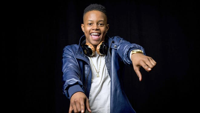 Silento will perform Sept. 26 at Lucas Oil Stadium.