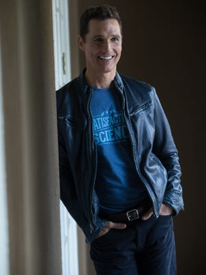 Matthew McConaughey is receiving early praise for his portrayal of an HIV-positive patient in 'Dallas Buyers Club.'