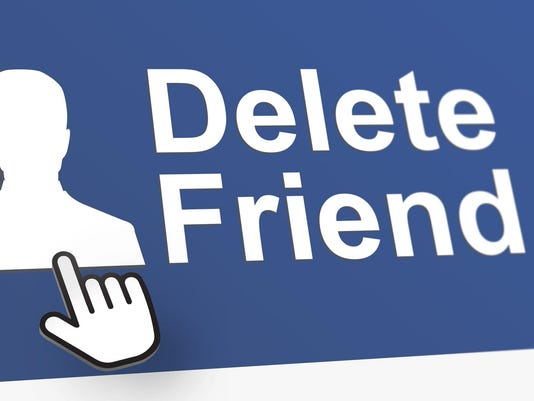 Delete Friend