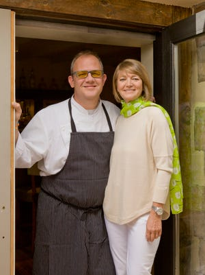James and Wendy Porter of Petite Maison.