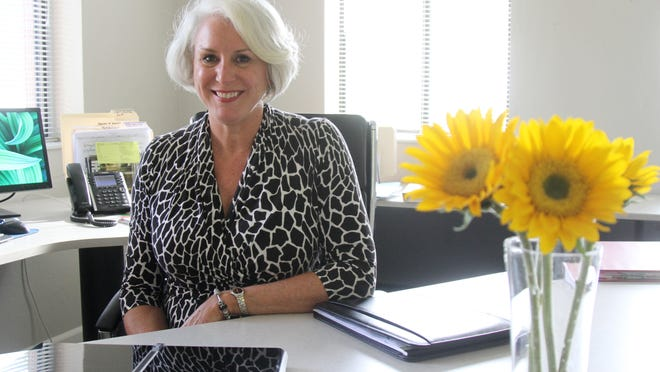 Brenda Thomas is the new executive vice president of the Building Industry Association.