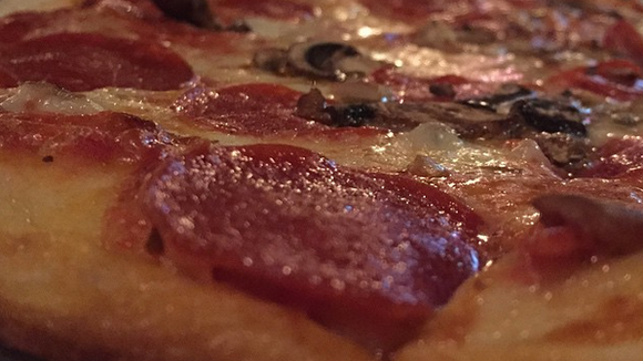 Pizza and craft beer collide at Argilla's Saturday night.