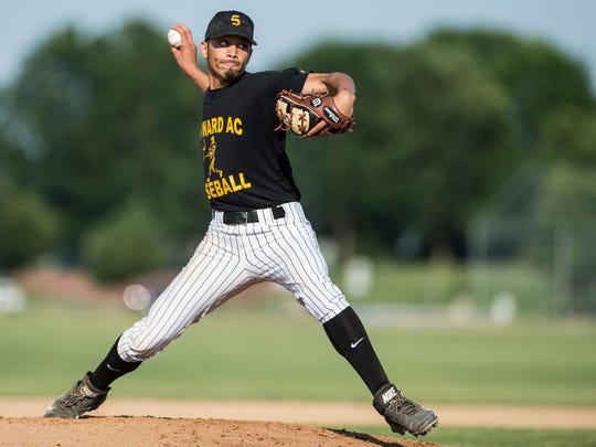 5th Ward's Michael DeLeon looks to lead his team to a deep playoff run with the Lebanon County Legion League playoffs begin Tuesday when 5th Ward hosts Richland.