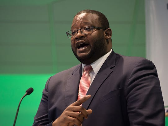 Cerron Cade, acting director, Delaware Division of