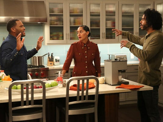 ANTHONY ANDERSON, TRACEE ELLIS ROSS, DAVEED DIGGS