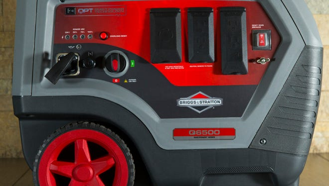 Briggs & Stratton has launched a quieter, powerful portable generator that it says produces 60% less sound.