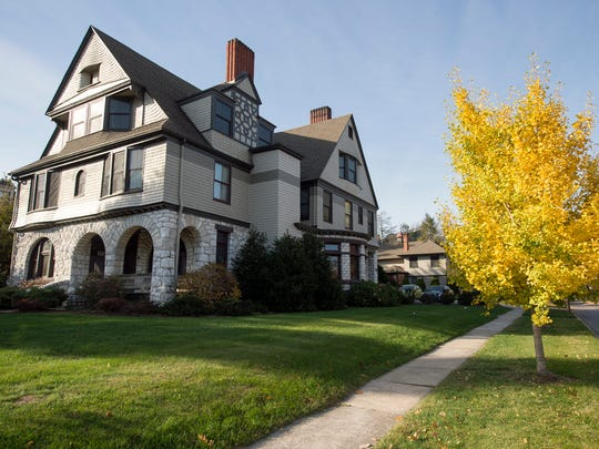 A Dempwolf home for sale at 900 S George Street in York.
