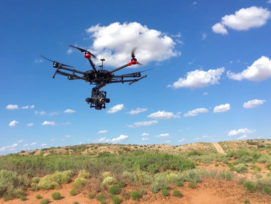 he Association of Unmanned Vehicle Systems started the Space Coast Satellite Chapter, focusing on robotics and autonomous systems like drones, last November.