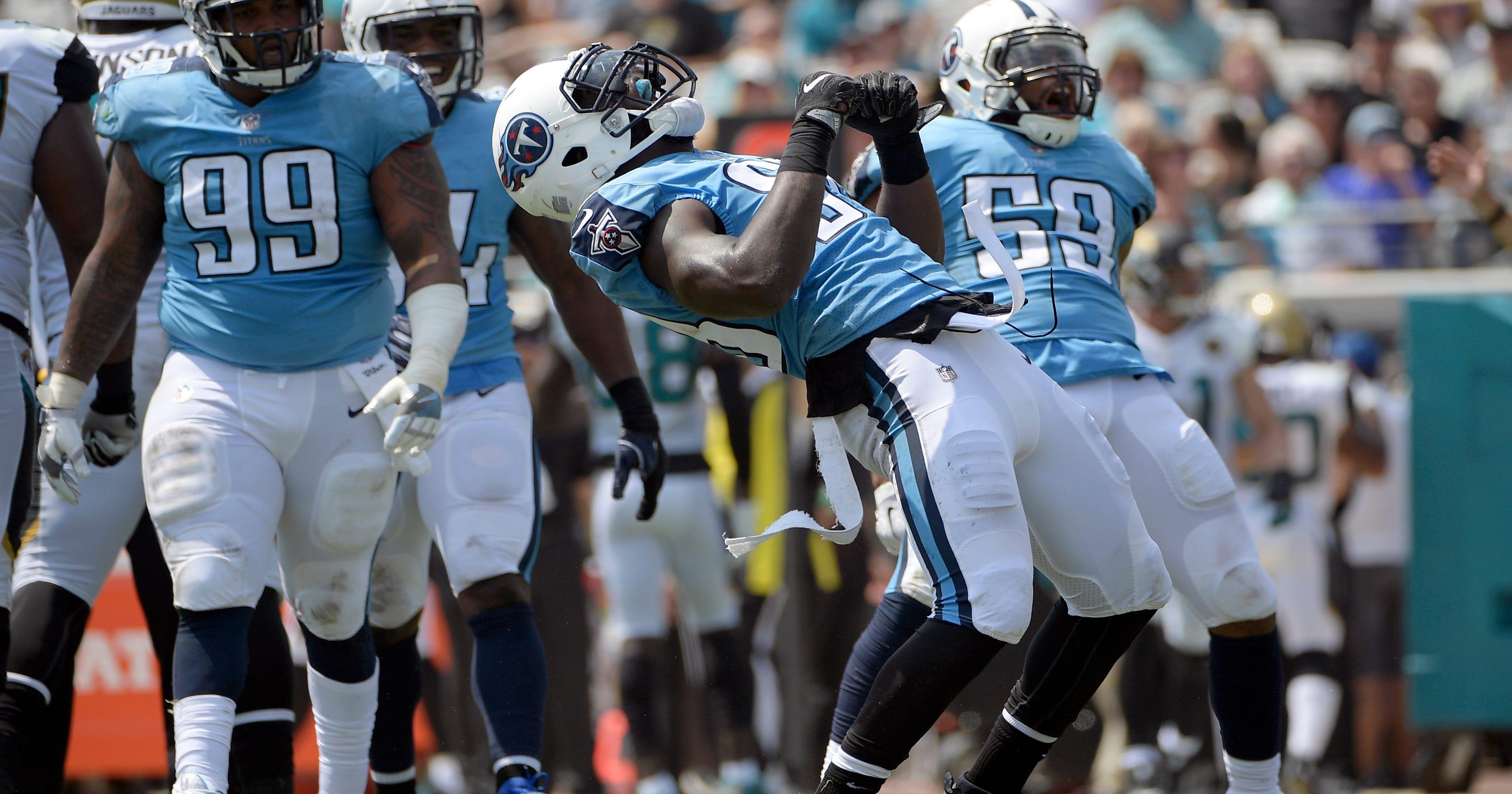 31cc5a78e Titans' defense among NFL's best since embarrassing loss