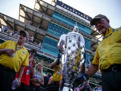 Indy 500 2018 live updates: celebrities, songs, partying in hot weather