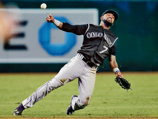 El dominicano José Reyes buscará recuperar su nivel