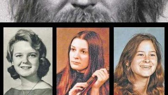 Serial killer suspect Felix Vail is suspected in the