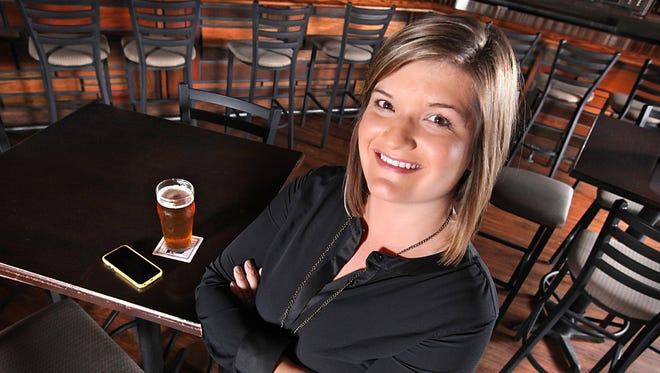 Amy Haneline, IndyStar's new Beverage Reporter.