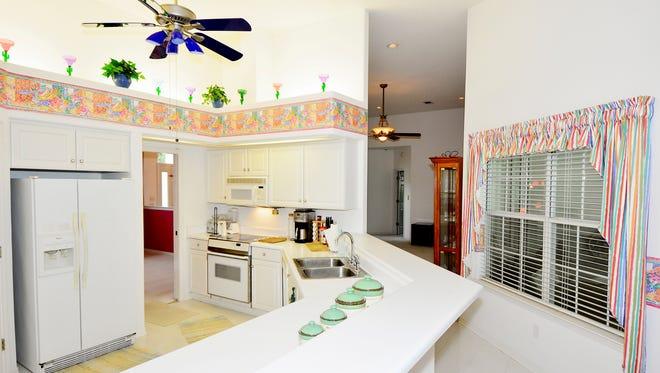 3101 Marcus Pointe Boulevard, open kitchen area.