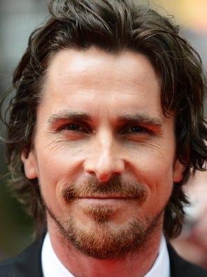 """Christian Bale stars in """"Hostile."""""""