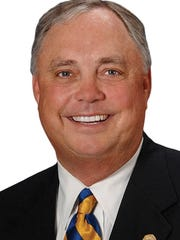 State Rep. Drew Darby, District 72, R-San Angelo