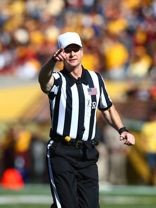 NCAA Football: Washington State at Arizona State