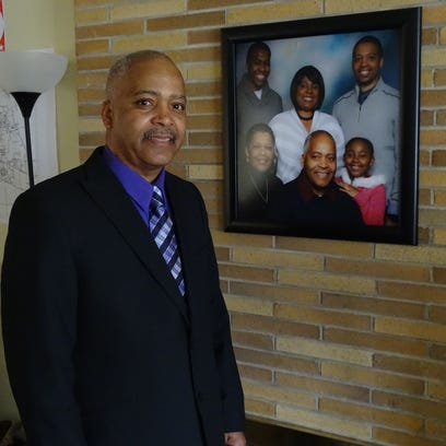 Dallas Leake, Fremont City Council president, is challenging