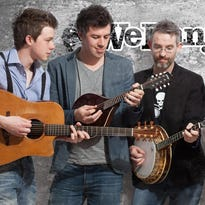 We Banjo 3+1 will perform in concert at 7:30 p.m. Sunday at Chestnut Center for the Arts.