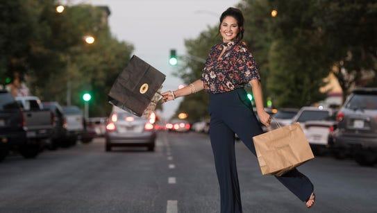 Danielle Martin is the Visalia Times-Delta's Downtown