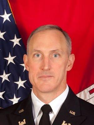 Col. Jason Kirk U.S. Army Corps of Engineers
